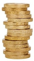 Gold bullion financial